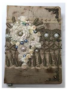 羽織の裏生地の手作り本
